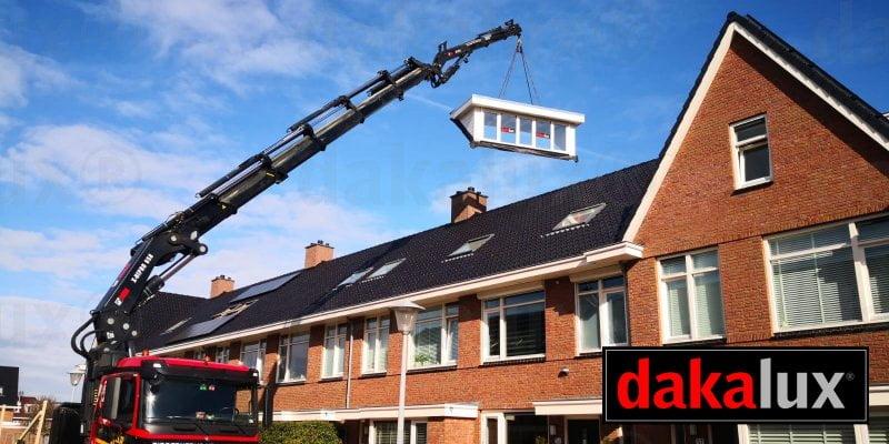 dakkapellen Delft
